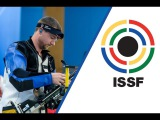 Interview with Matthew EMMONS (USA) - 2016 ISSF Rifle and Pistol World Cup in Munich (GER)