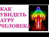 Как увидеть ауру человека. Упражнения на развитие ауровидения. Николай Пейчев.