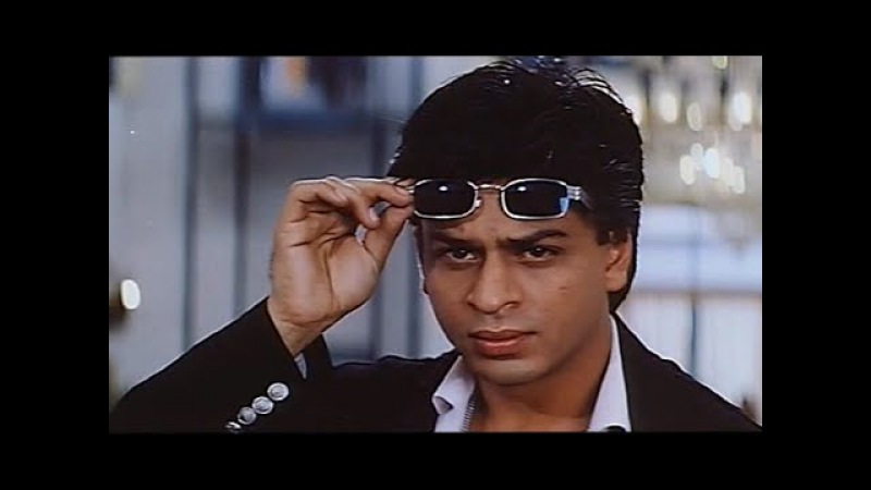 Клип Hafanana Бадшах Шахрукх Кхан on the film Baadshah 1999