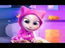 My Talking Angela Level 206 - Gameplay Great Makeover for Children HD