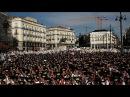 Мадрид: массовая манифестация протеста против корриды