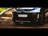 CITROEN C4 Aircross 2012-.Обвес из нержавейки.  www.russtal-group.ru