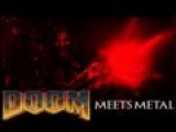 Doom E1M1 Meets Metal