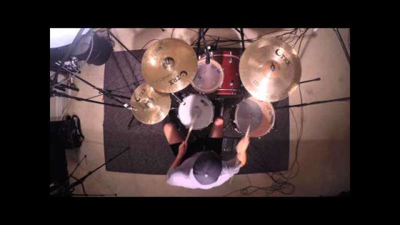 Anthony Ghazel   State Champs   Secrets   Drum Cover