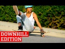 PEOPLE ARE AWESOME (Downhill Edition) | Skateboarding Mountain Biking