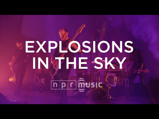 Explosions in the sky - nrp music front row