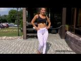 Pantyhose, Silky Fetish ∞ ass leggings sexy spandex молодая красивая девушка в леггинсах попка в лосинах ножки [720p]