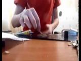 как сделать петарду с фитилем