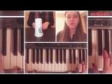 IOWA - Бьет бит (cover Lucy),прекрасный голос у красивой девушки,классный вокал,кавер на песню,талант,девочка круто спела