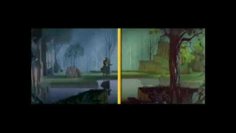 Спящая красавица Sleeping Beauty 1959 Видео трейлер