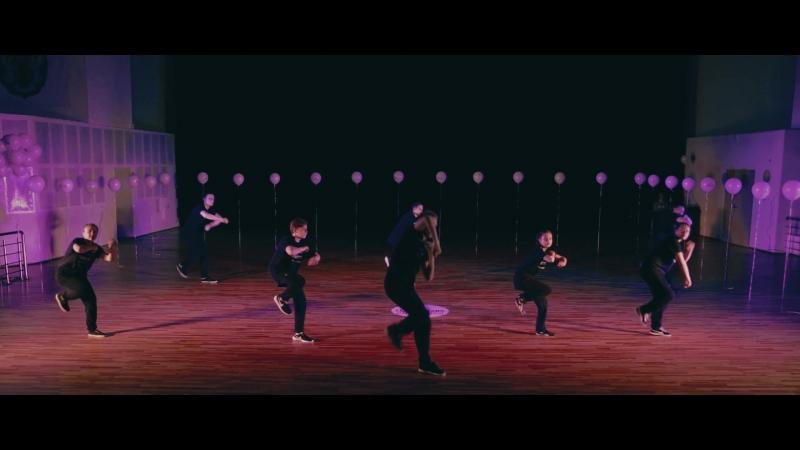 17.Flying Stars - Black Out (Hip-Hop, взрослая группа Аксючиц Инны)