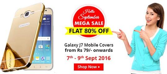Samsung J7 covers