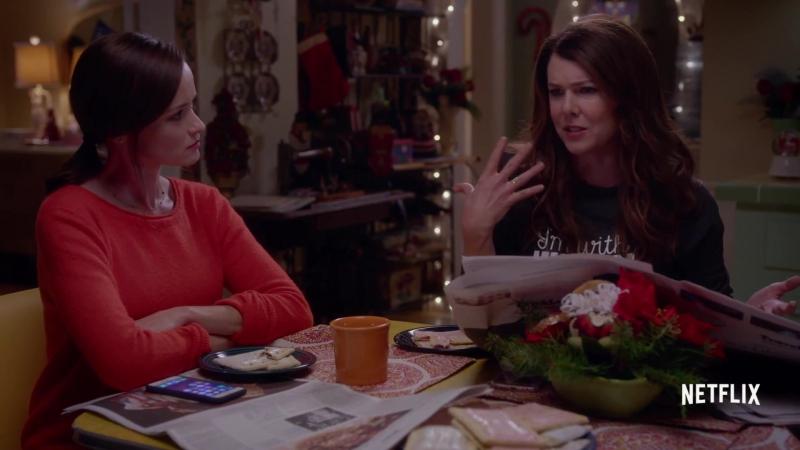 Девочки Гилмор / Gilmore Girls.8 сезон.Промо (2016) [1080p]