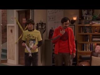 Теория большого взрыва / The Big Bang Theory.9 сезон.Смешные неудачные дубли со съёмок (2016) [1080p]