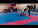 Кубок Кузнецкая крепость по профессиональному боевому самбо.