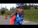20 часть, смешанная эстафета,Чемпионат Украины по летнему биатлону среди юниоров и юниорок
