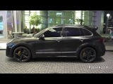 TechArt Magnum Porsche Cayenne black