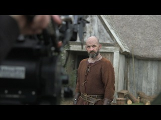 Maisie on the Viking beards - Doctor Who: Series 9 (2015) - BBC