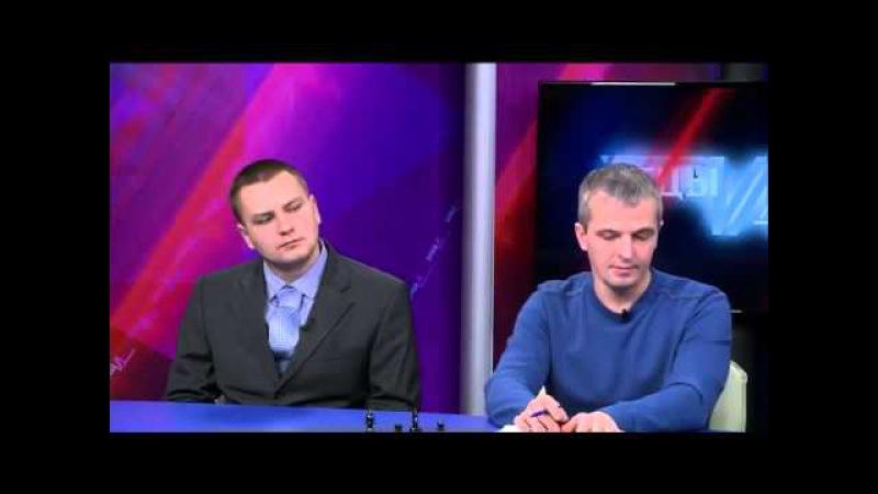 Ток-шоу Отцы и дети о проблеме наркомании, телеканал Продвижение-АКМЭ,17.12.2014