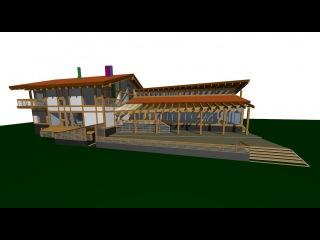 Уроки 3D Max. Экспорт модели из ArchiCAD в 3D Max