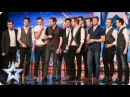 The Kingdom Tenors want to raise the roof | Britain's Got Talent 2015