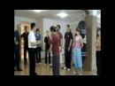 Вин Чун Шуай выведение из равновесия