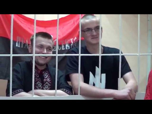 Не добили вас на майдане сгниёте в тюрьме ч1 17 июня 2015