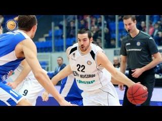 Nizhny Novgorod vs. Enisey Highlights 05.01.2015