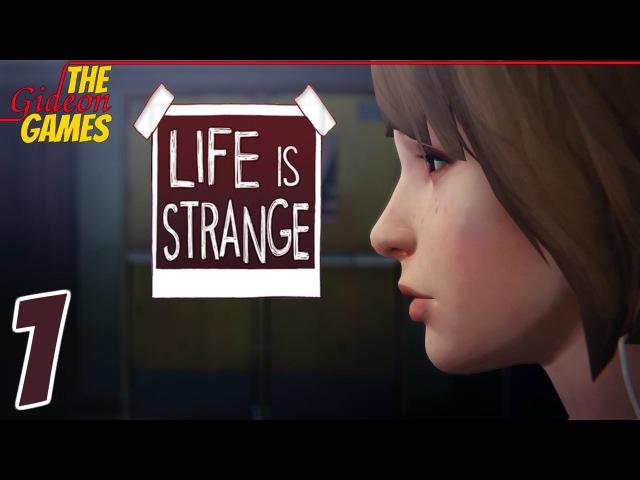 Прохождение Life Is Strange на Русском HD PC Часть 1 Жизнь странная штука