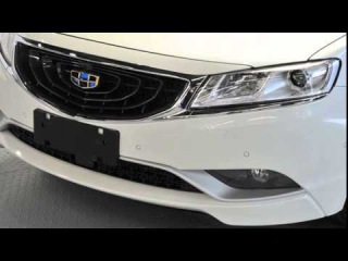 2015 Geely Emgrand GC9