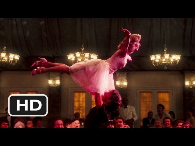 The Time of My Life - Dirty Dancing (1212) Movie CLIP (1987) HD