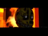 Побег Спрингтрапа - Часть 2 - Пять Ночей с Фредди 3 Анимация  Фнаф 3  Фнаф анимация