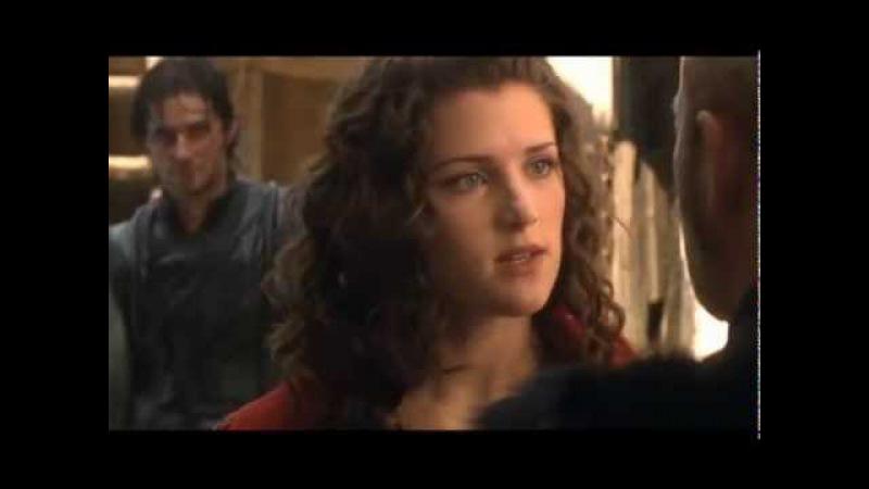 Оловянная принцесса Ноттингема (Робин Гуд BBC; Йовин)