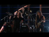 Metallica&ampOzzy Osbourne-Iron Man&ampParanoid-The 25th.Anniversary Rock And Roll Hall Of Fame 2009 HD