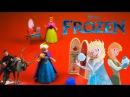 Холодное сердце Волшебное платье Эльза Queen ELSA Magiclip Disney Frozen Dolls Princess ANNA 2015