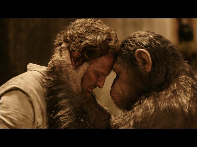Планета обезьян Революция - Официальный трейлер C - Двадцатый Век Фокс HD