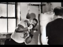 Mike Tyson Training Slipping - Rare Catskill - Boxing Hall of Fame