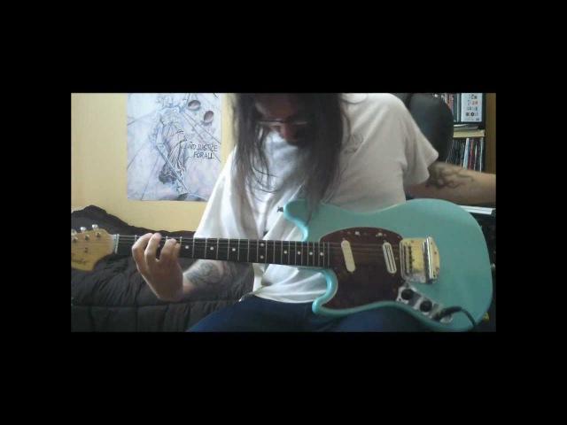 Nirvana - Moist Vagina (Marijuana) - guitar cover - Full HD
