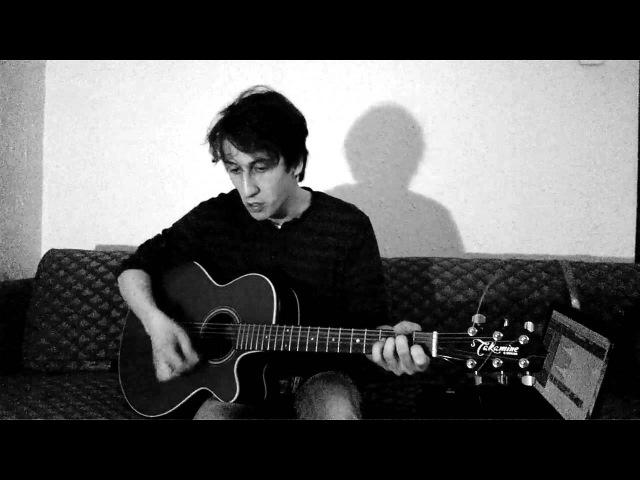 Arctic Monkeys - Crying Lightning [Acoustic Cover]