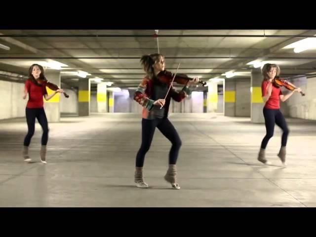 Крутая игра на скрипке Офигенно
