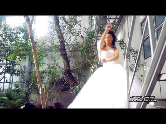 Танцевальная веселая драйвовая зажигательная свадьба,танцевальное свадебное видео