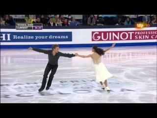 Елена Ильиных- Руслан Жиганшин ,  2014 Grand Prix Final , FD