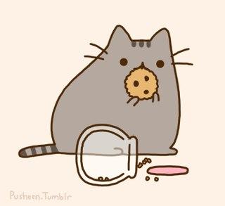 Открытки с котиками нарисованные
