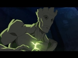 Стражи Галактики: Истоки / Marvels Guardians of the Galaxy: Origins.1 сезон.1 серия.2015