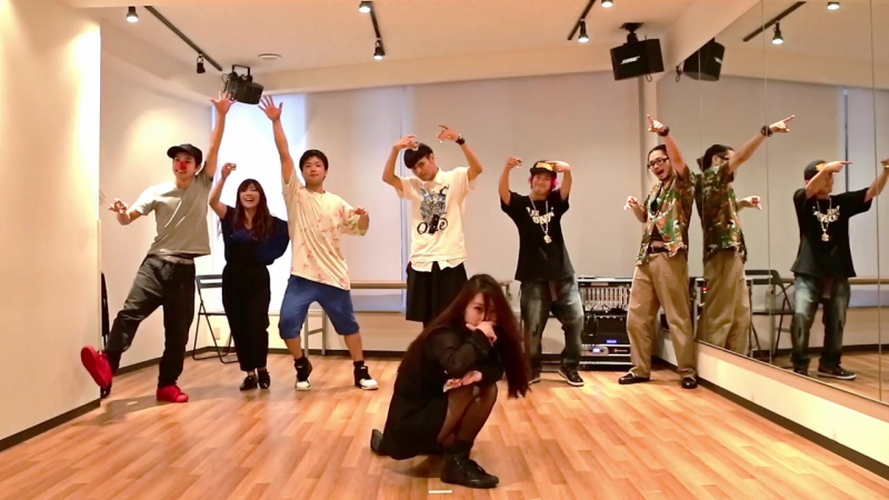 【AOA企画】ALL OUT ATAG!! 踊ってみた【テキーラ】