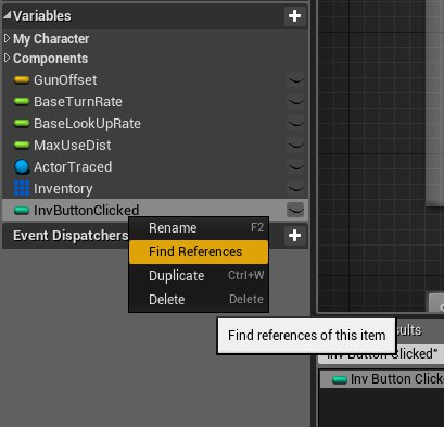 Way to find references through all BP's - UE4 AnswerHub