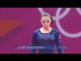 ОИ 2012. Индивидуальное многоборье. Алия Мустафина - опорный прыжок