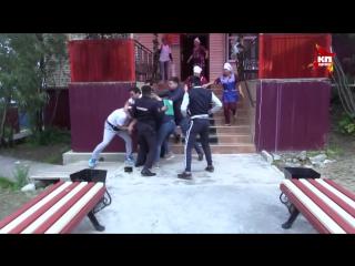 Съемочную группу программы «Ревизорро» избили в Салехарде