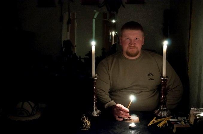 сибирский маг Алексей Борисов