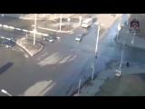 Женщина-пешеход чудом избежала гибели в ДТП в Красноярске